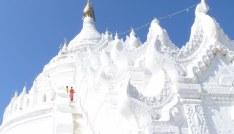 Mingun Pagoda – the World's Biggest Pile of Bricks! (near