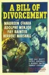 A Bill of Divorcement (1940)