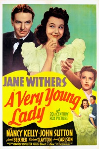 A Very Young Lady (1941)