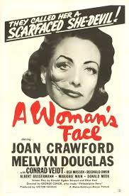 A Woman's Face (1941)