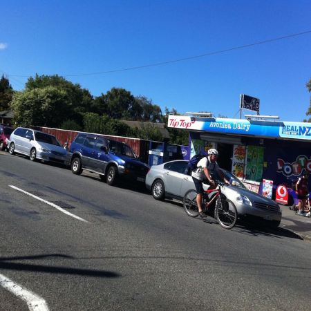 The Avonlea Dairy - corner/convenience store