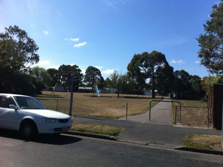 Merrin Primary School - where I went as a child (ages 5-12)