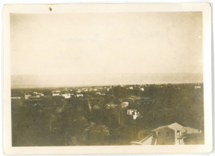 Jericho in Jordan Valley - Palestine