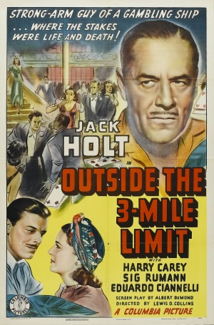 Outside the Three-Mile Limit (1940)