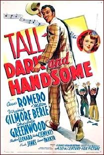 Tall, Dark & Handsome (1941)