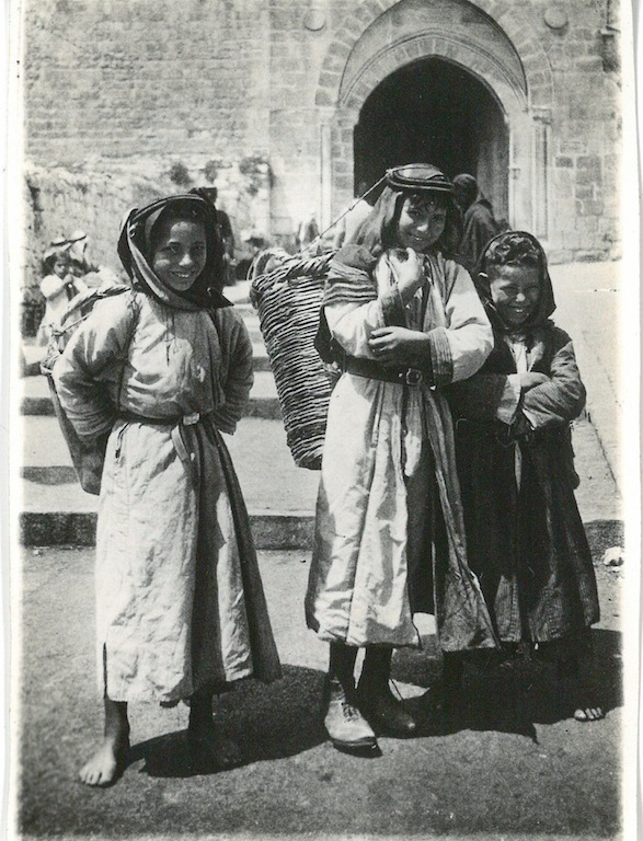 Arab Children - Nazareth
