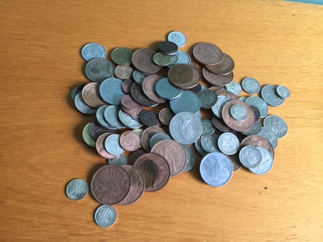 The Practically Worthless Coin Collection