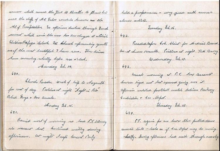 Feb 14-18 1943
