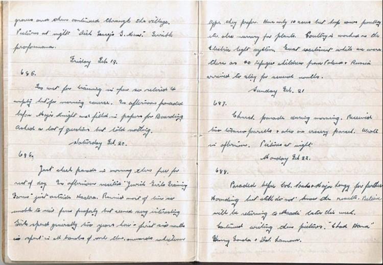 Feb 18-22 1943