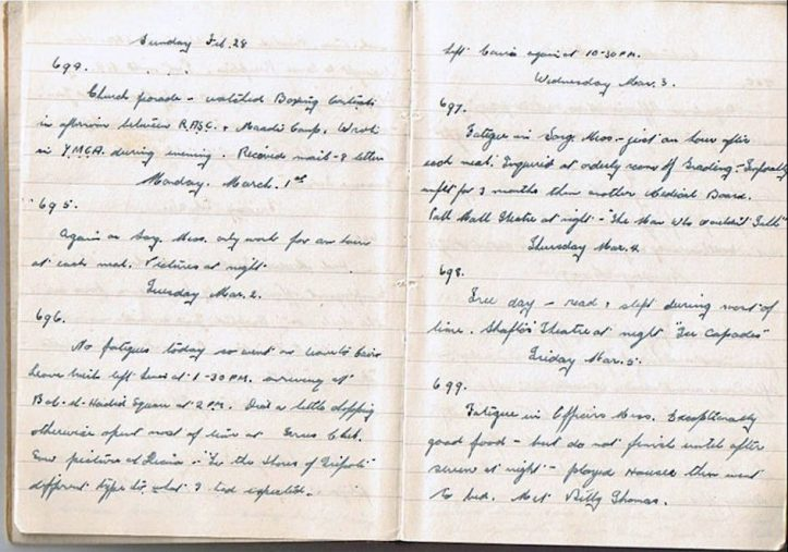 Feb 28-Mar 5 1943