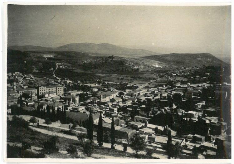 General View of Nazareth
