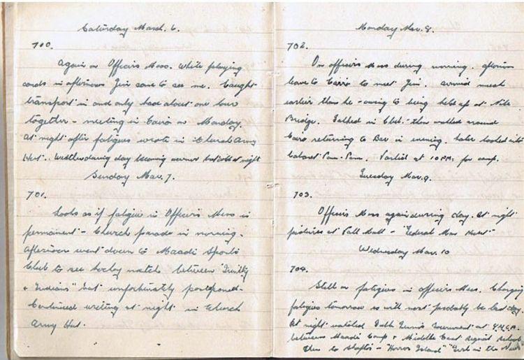 Mar 6-10 1943