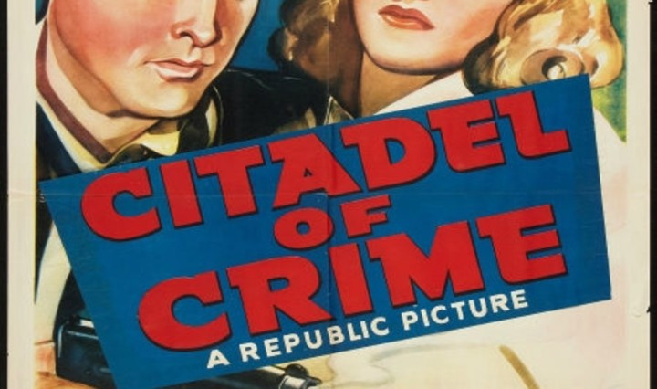 Citadel of Crime (1941)