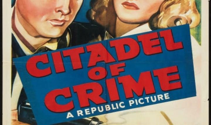 Citadel of Crime (1941)