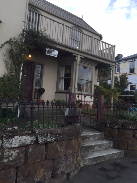 Dalcroy House - now a Bed & Breakfast