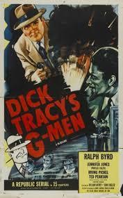 Dick Tracy's G-Men (1939)