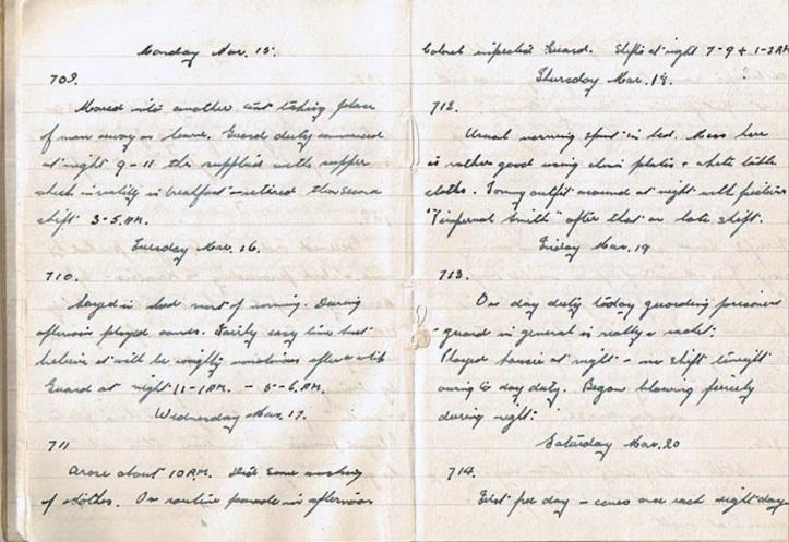 Mar 15-20 1943