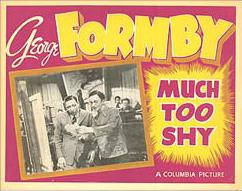 Much Too Shy (1942)