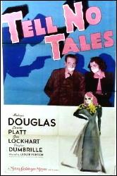 Tell No Tales (1939)