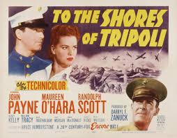 To the Shores of Tripoli (1942)
