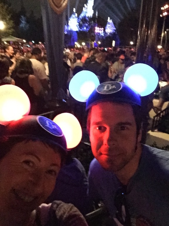 """""""Glow with the show"""" ears"""