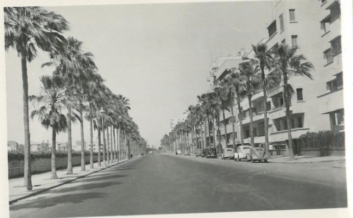 King Fouad Avenue - Alexandria