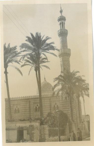Abdel Salam Bey Mosque - Alexandria