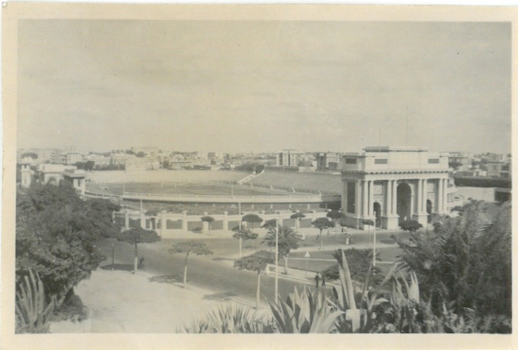 Egyptian Stadium - Alexandria