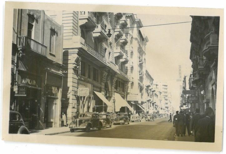 Fouad Street - Alexandria