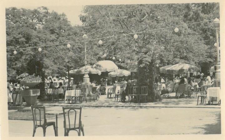 Gardens of Khedive Ismail - Alexandria