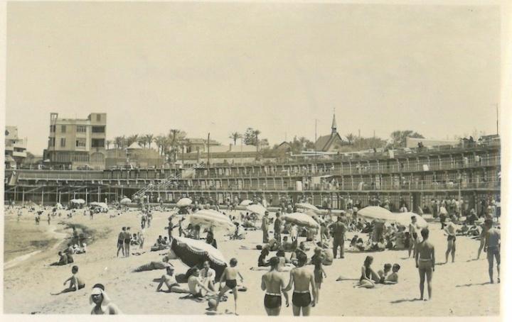 Part of Beach - Stanley Bay - Alexandria