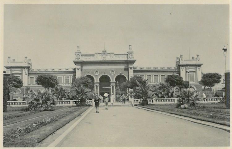 Railway Station - Alexandria