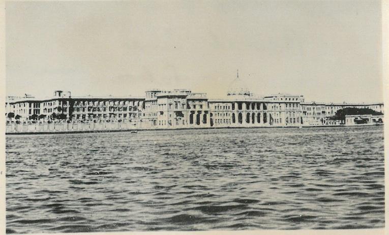 Ras el-Tin Palace - King Farouk's Summer Palace - Alexandria - Eb Gaba
