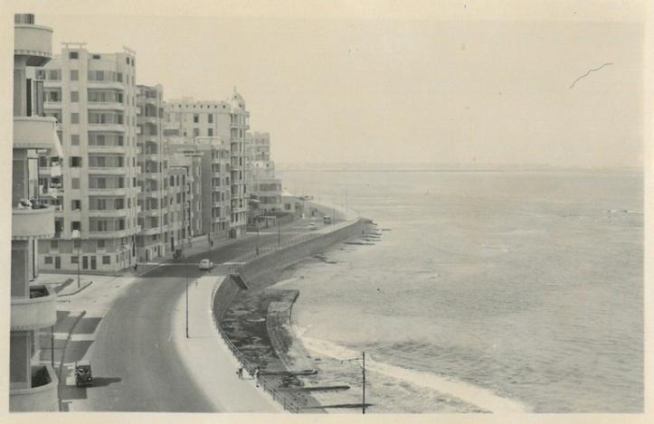 View of Promenade - Alexandria
