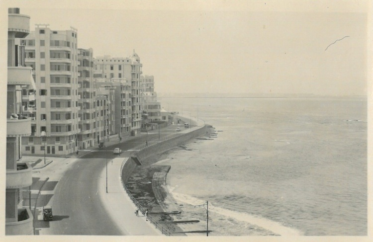 View of Promenade - Alexandria