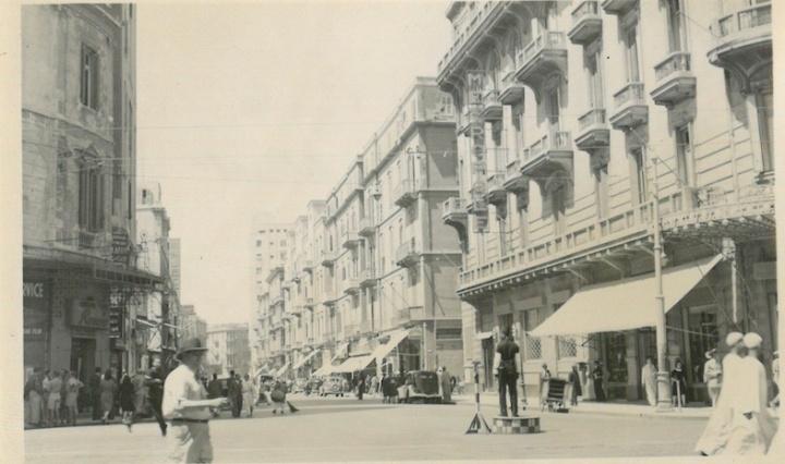 Zaghloul Pasha Street - Main Area - Alexandria