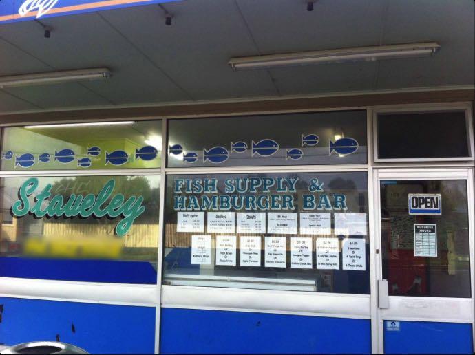 Staveley Fish Supply & Hamburger Bar