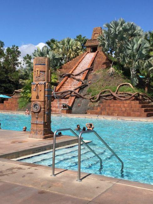 Coronado Spring's Dig Site Pool