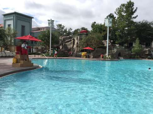 Saratoga Springs Resort and Spa's High Rock Spring Pool