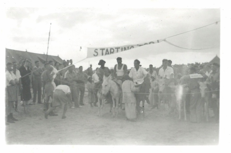 Start of OR's Derby - El Ballah
