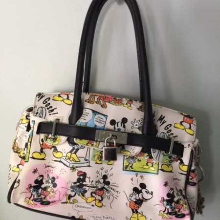 Mickey Mouse handbag