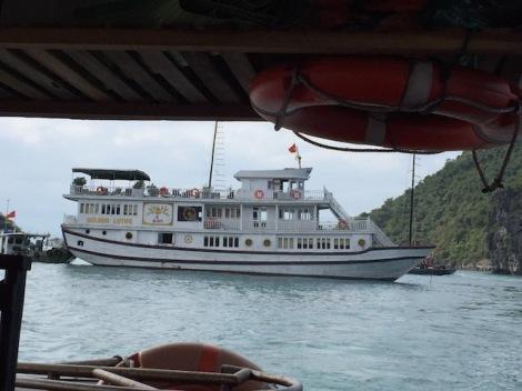 Halong Bay Cruise –Vietnam